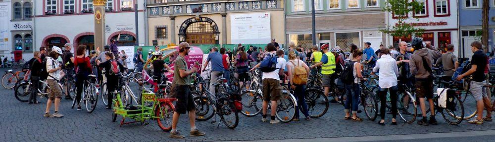CM Erfurt   –   Critical Mass Erfurt